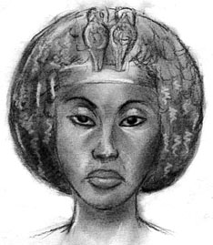 Portrait of Queen Tiye