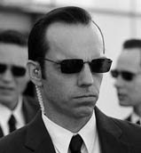 Photograph of Agent Smith.