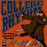 Cover of the CD College Rhythm