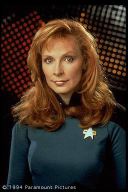 Demented Dr. Crusher