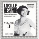 Photo of Lucille Hegamin CD cover.