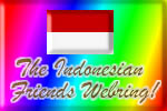 Friends of Indonesia Webring logo