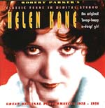 Photograph of Helen Kane CD.