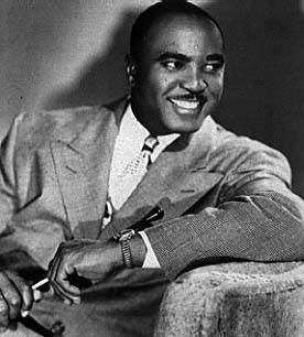 Photograph of Jimmie Lunceford.