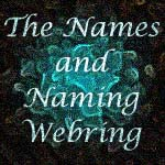 Names and Naming Webring logo
