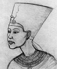 Portrait of Nefertiti