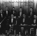 Photo of Harry Reser's Six Jumping Jacks CD.