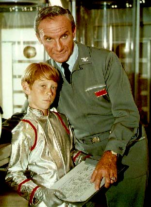 Jonathan Harris (and Billy Mumy)